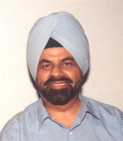 Rajinder Singh Sahaye